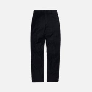 Ader Error Half-Oversized Fit Slacks - Black