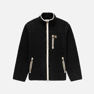 Aimé Leon Dore Fleece Jacket - Jet Black
