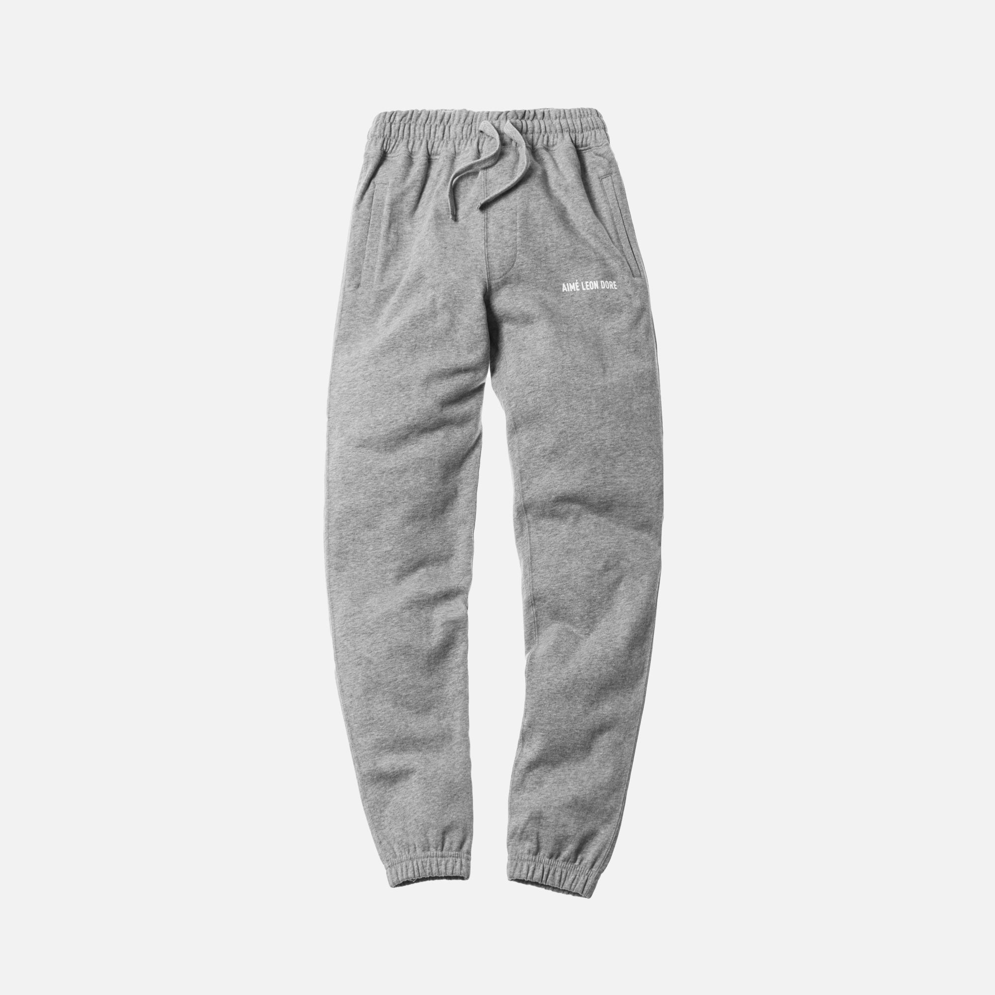 Grey Logo Camper Lounge Pants Aimé Leon Dore Store With Big Discount Discount Factory Outlet Clearance Supply Clearance Cheapest Online A5iMBhnx4