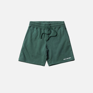 Aimé Leon Dore Logo Camper Shorts - Bottle Green