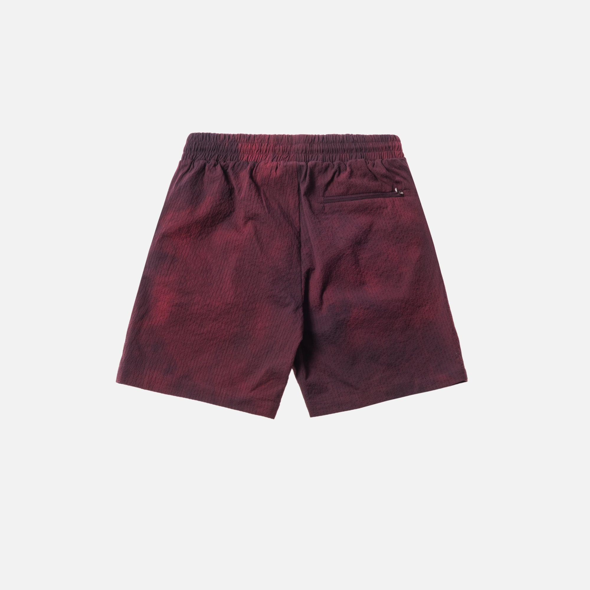 Aimé Leon Dore Leisure Shorts - Multi / Burgundy