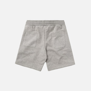 Aimé Leon Dore French Terry Shorts - Heather Grey