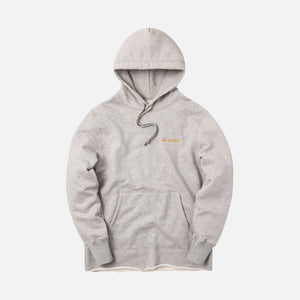 Aimé Leon Dore Distressed Hoodie - Heather Grey