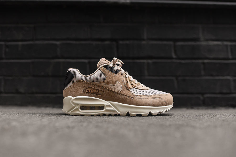 NikeLab WMNS Air Max 90 Pinnacle - Mushroom / Oatmeal / Light Bone