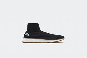 adidas Originals by Alexander Wang Run Clean - Black / White