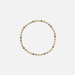 Amy Shehab Multicolored Crystal Choker - Multi