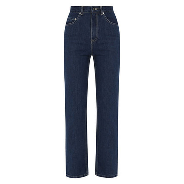 Adam Selman Natural Denim Pant