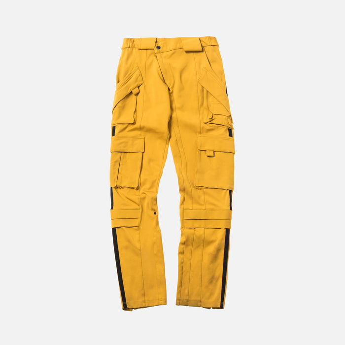 Ottolinger Cargo Pants - Yellow