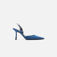 Alexander Wang WMNS Grace 85 - Deep Blue Thumbnail 1