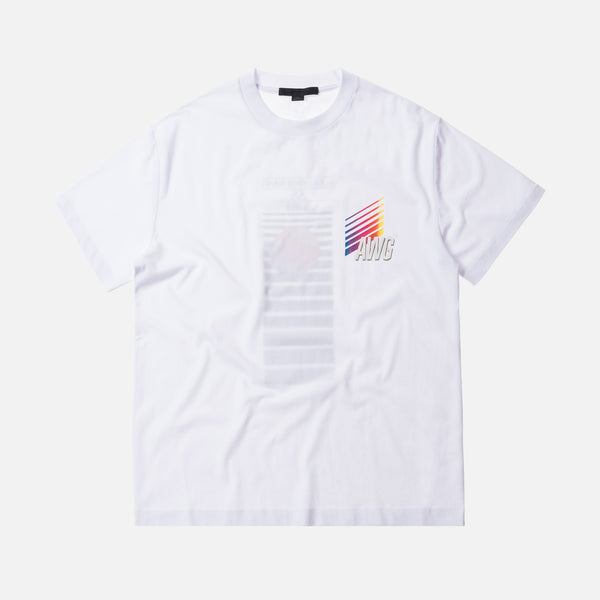 Alexander Wang AWG Corporate Tee - White
