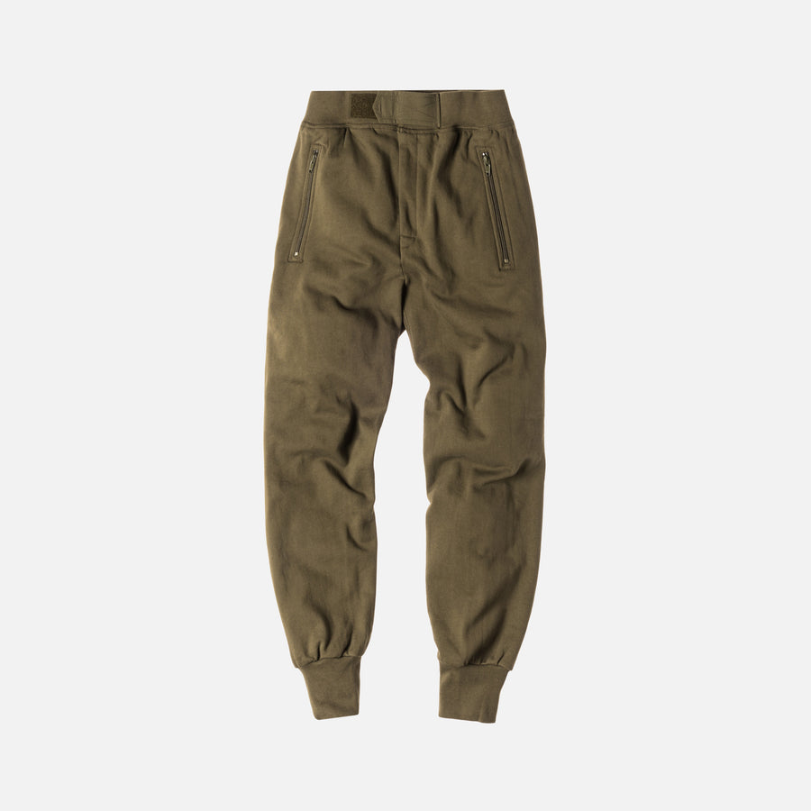 Alexander Wang Vintage Fleece Sweatpants - Army