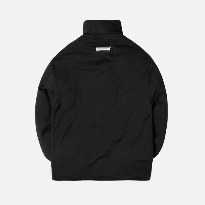 Alexander Wang Jersey L/S Turtleneck - Black