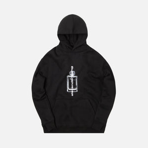 Alexander Wang Hoodie With Graphic - Black
