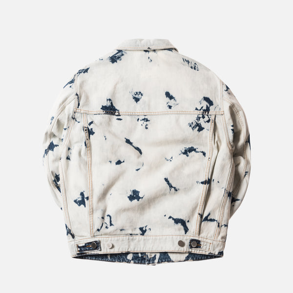Alexander Wang Faded Denim Jacket - Super Bleach