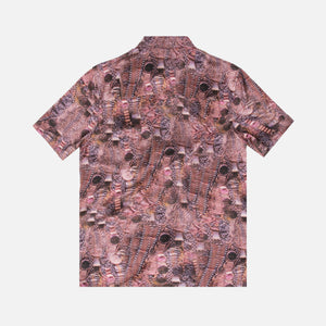 Alexander Wang Printed Silk Shirt - Hustler Repeat