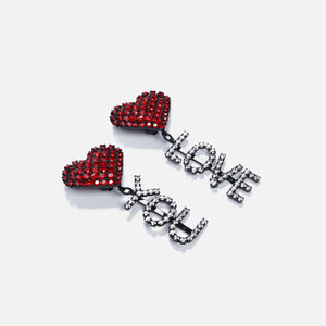 Ashley Williams Love You Earrings