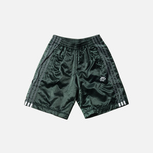 adidas Originals by Alexander Wang adiBreak Short - Green Night Image 1