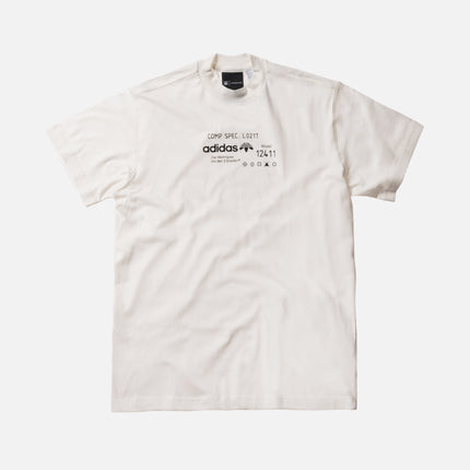 adidas Originals by Alexander Wang Tee - Optic White