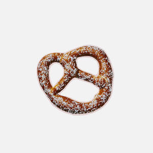 AREAWARE Little Puzzle Thing: Soft Pretzel