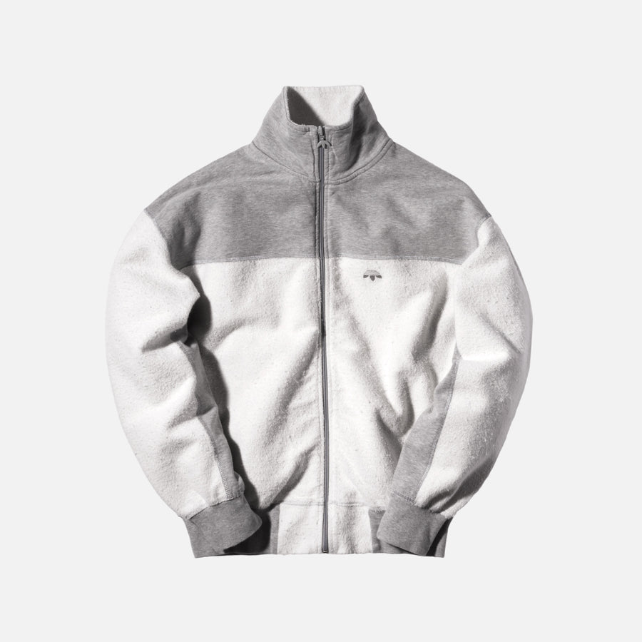 adidas Originals x Alexander Wang InOuT Track Jacket - Grey