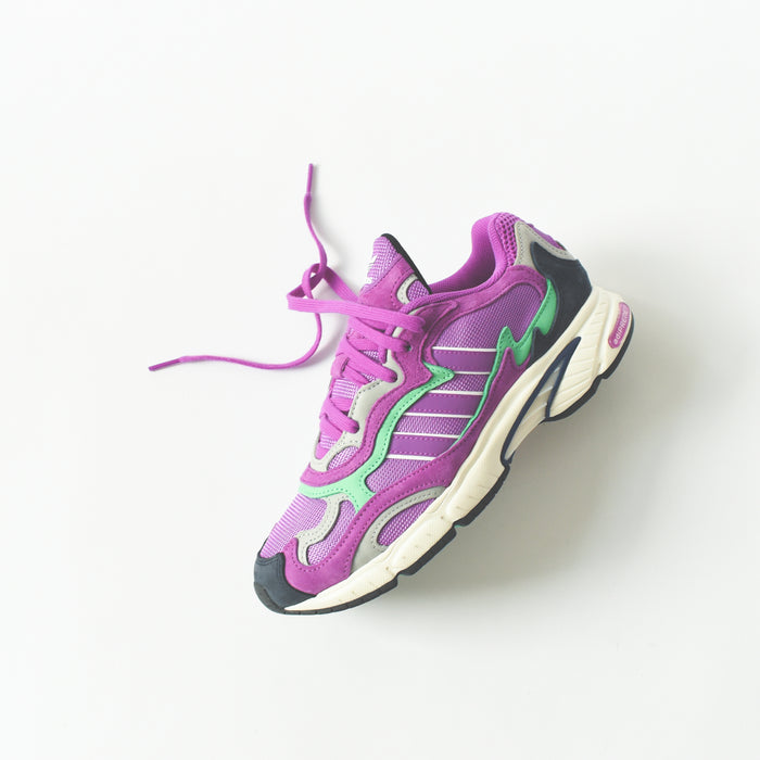 adidas Temper Run - Shock Purple / Glow