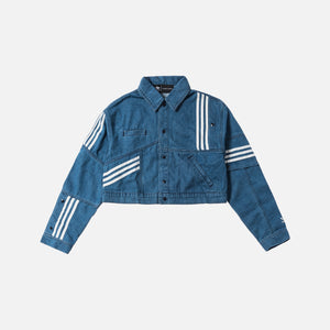 adidas by Daniëlle Cathari Denim Jacket - Washed Blue Image 3