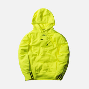 adidas Originals by Alexander Wang Jacquard Hoodie - Solar Yellow