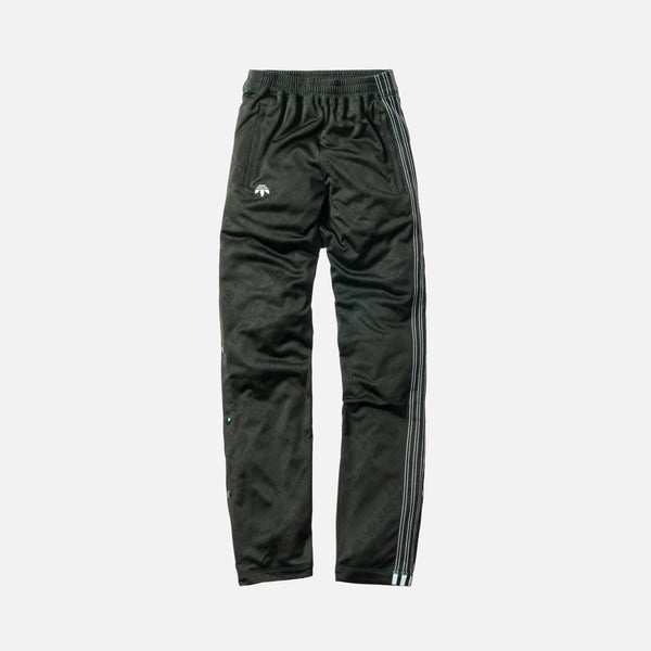adidas Originals by Alexander Wang Jacquard Track Pants - Green Night