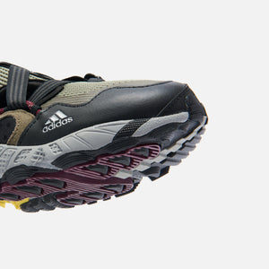 adidas Consortium Novaturbo H6100LT - Branch / Silver Mountain / Maroon Image 8