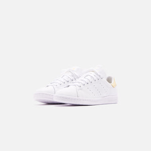 adidas Originals Stan Smith - White / Easy Yellow Image 3