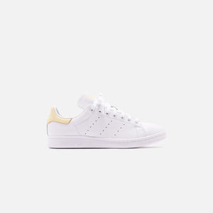 adidas Originals Stan Smith - White / Easy Yellow