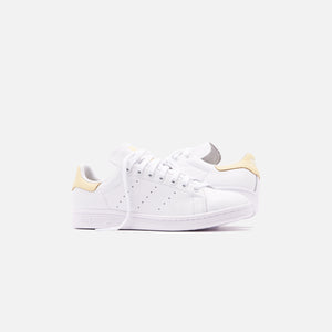 adidas Originals Stan Smith - White / Easy Yellow Image 2