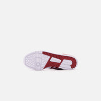 adidas Rivalry Low - White / Active Maroon Thumbnail 1