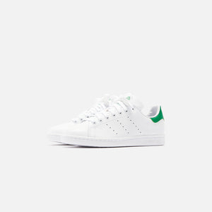 adidas Originals Stan Smith - White / Running White / Fairway Image 3