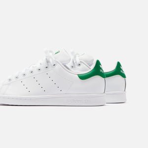 adidas Originals Stan Smith - White / Running White / Fairway Image 5