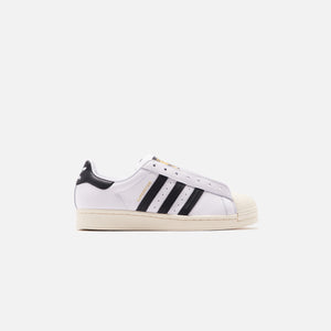 adidas Superstar Laceless - White / Black Image 1