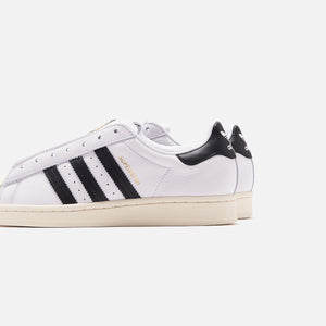 adidas Superstar Laceless - White / Black Image 5