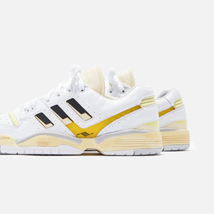adidas Consortium Torsion Comp Hal - White / Yellow / Core Black
