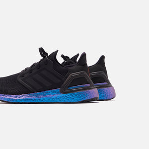 adidas Continental UltraBOOST 20 - Core Black Image 5