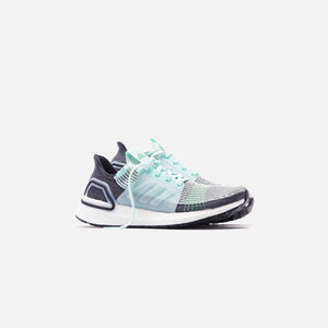 adidas Originals UltraBoost 19 - Ice Mint / Grey Six Image 2