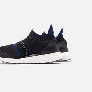 adidas by Stella McCartney WMNS UltraBoost X 3.D. S. - Black / White / Night Indigo / Solid Grey Image 4