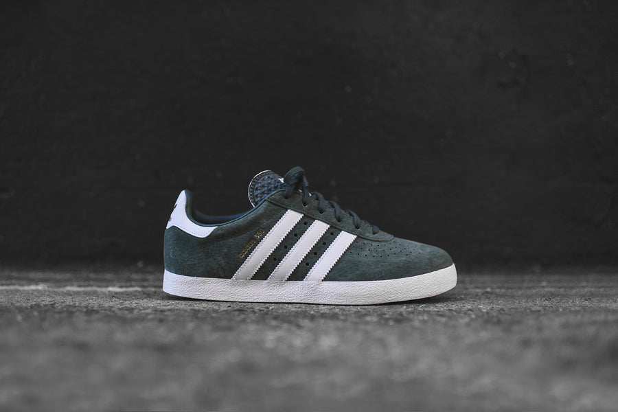 adidas Originals 350 Spezial - Trace Green / Solar Red / Gold