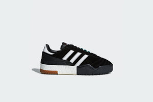 adidas Originals by Alexander Wang Bball Soccer - Core Black / Cloud White