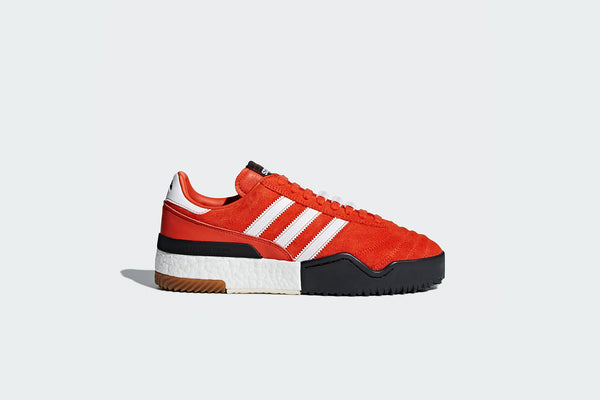 adidas Originals by Alexander Wang Bball Soccer - Bold Orange / Cloud White / Core Black