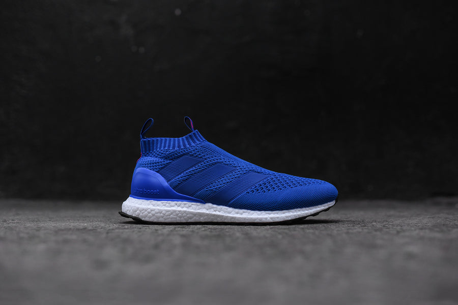 adidas Ace 17+ Pure Control Ultra Boost - Blue