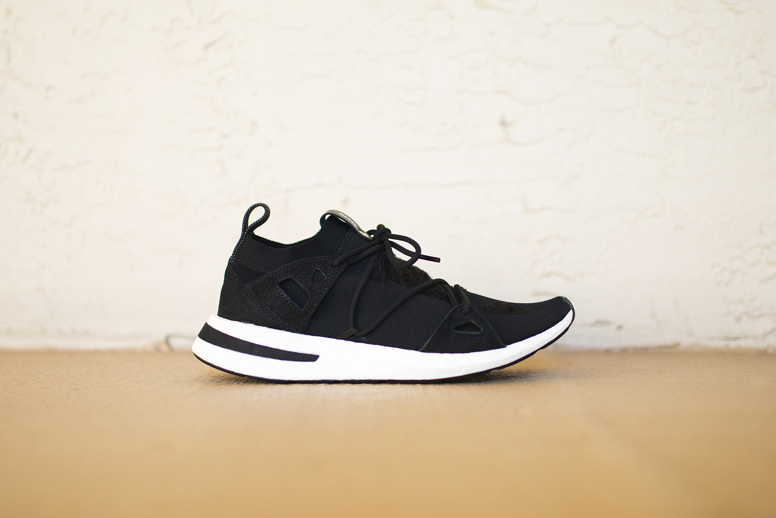 brand new 7f62d cb328 ... Available adidas Consortium x Naked WMNS Arkyn - Black White ...