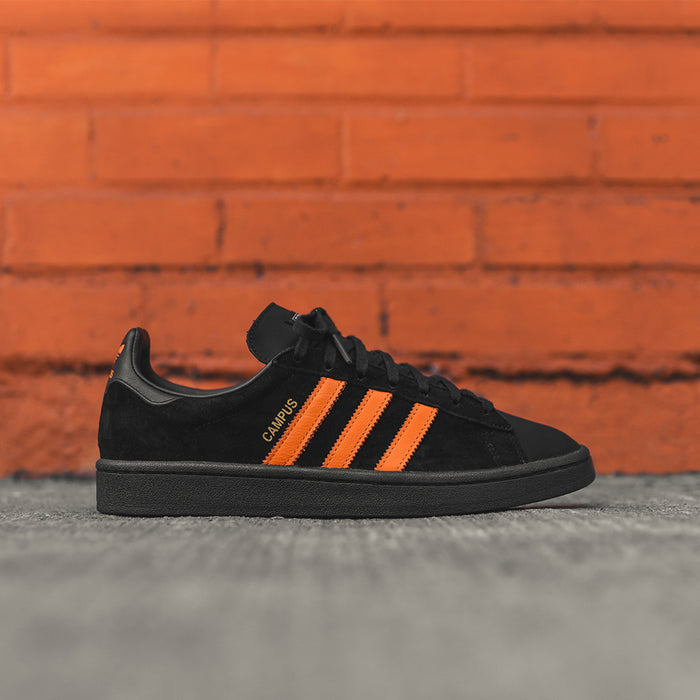 ... adidas Consortium x Porter Campus - Black   Orange ... 8c5b73f10