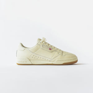 sports shoes 73c0b 10494 adidas Originals Continental 80 - Off White   Raw White   Gum