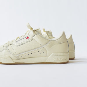 best deals on speical offer special section adidas Originals Continental 80 - Off White / Raw White / Gum - 7.5