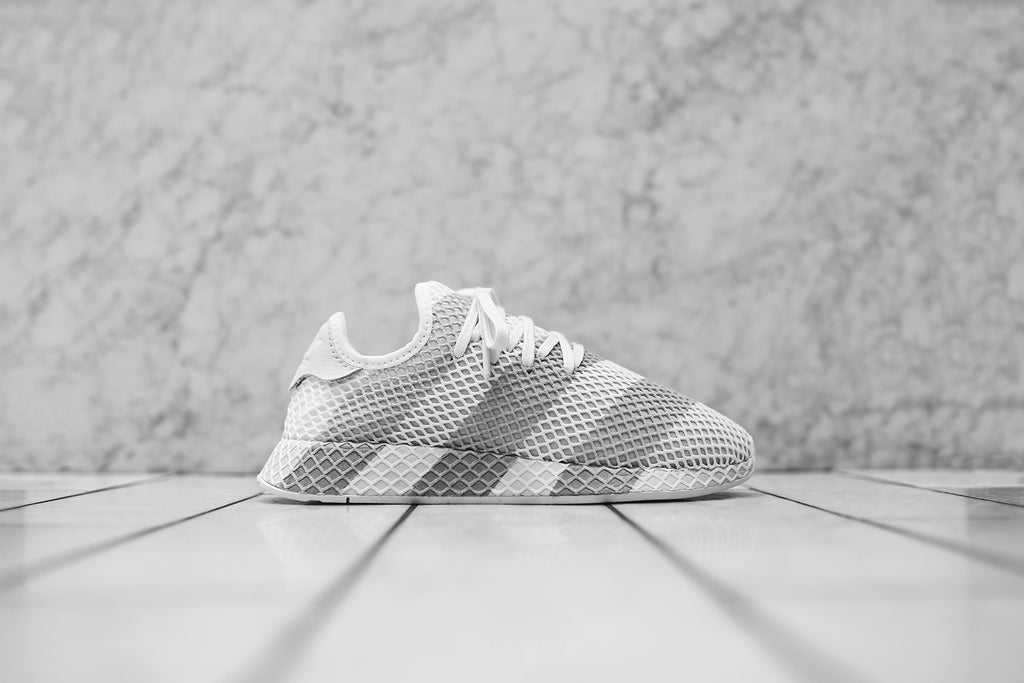 68327a04cca0a adidas Consortium Deerupt - White – Kith